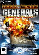Jaquette Command & Conquer : Generals - Heure H