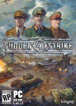 Jaquette Sudden Strike 4