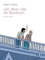 Couverture Les deux vies de Baudouin