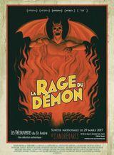 Affiche La rage du démon