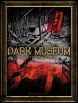 Couverture American gothic - Dark museum, tome 1