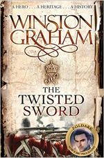 Couverture The Twisted Sword, Poldark tome 11