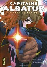 Couverture Capitaine Albator : Dimension Voyage, tome 3