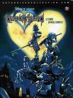 Couverture Kingdom Hearts, le guide officiel complet