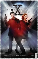 Couverture The X-Files - Archives #1