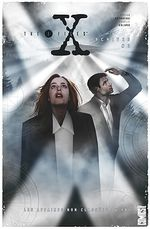 Couverture The X-Files - Archives #3