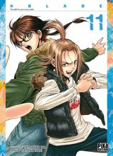 Couverture X-Blade Tome 11