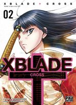 Couverture XBlade Cross Tome 2