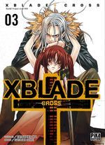 Couverture XBlade Cross Tome 3