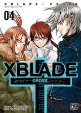 Couverture XBlade Cross Tome 4