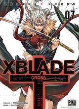 Couverture XBlade Cross Tome 7