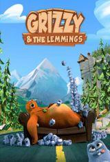 Affiche Grizzy et les lemmings