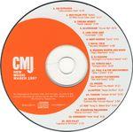 Pochette CMJ New Music Monthly, Volume 43: March 1997