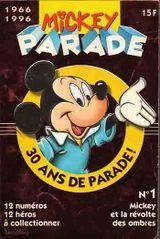 Couverture 30 ans de parade (N°1)