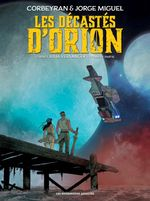 Couverture Les Décastés d'Orion - Tome 1