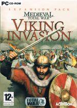 Jaquette Medieval Total War : Viking Invasion