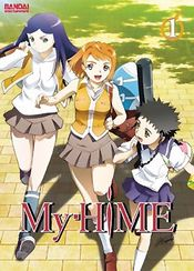 Affiche My-HiME