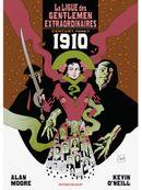 Couverture 1910 - La Ligue des gentlemen extraordinaires : Century, tome 1