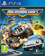 Jaquette Micro Machines World Series