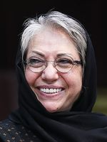 Photo Rakhshan Bani-Etemad
