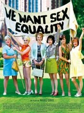 Affiche We Want Sex Equality