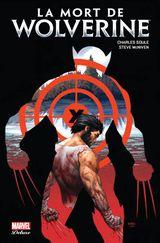 Couverture La Mort De Wolverine