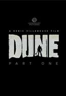 Affiche Dune : Première Partie