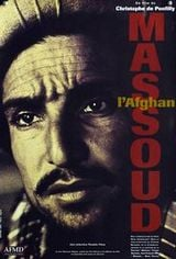 Affiche Massoud l'Afghan