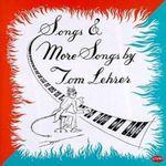 Pochette Songs & More Songs by Tom Lehrer