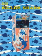 Jaquette Killer Shark