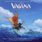 Pochette Vaiana - La légende du bout du monde (OST)