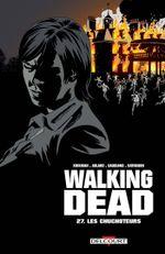 Couverture Les Chuchoteurs - Walking Dead, tome 27