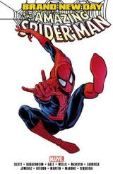 Couverture Amazing Spider-Man : Brand New Day Complete Collection vol. 1
