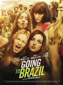 Affiche Going to Brazil