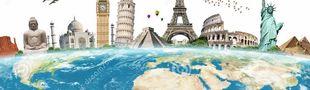 Cover Un monument célèbre, un environnement connu, un lieu touristique, un film