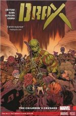 Couverture The Children's Crusade - Drax (2015), tome 2