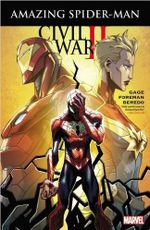 Couverture Civil War II: Amazing Spider-Man