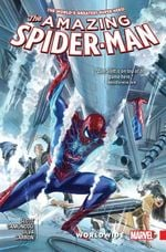 Couverture All-New Amazing Spider-Man (2015), tome 4