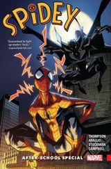 Couverture After-School Special - Spidey (2015), tome 2