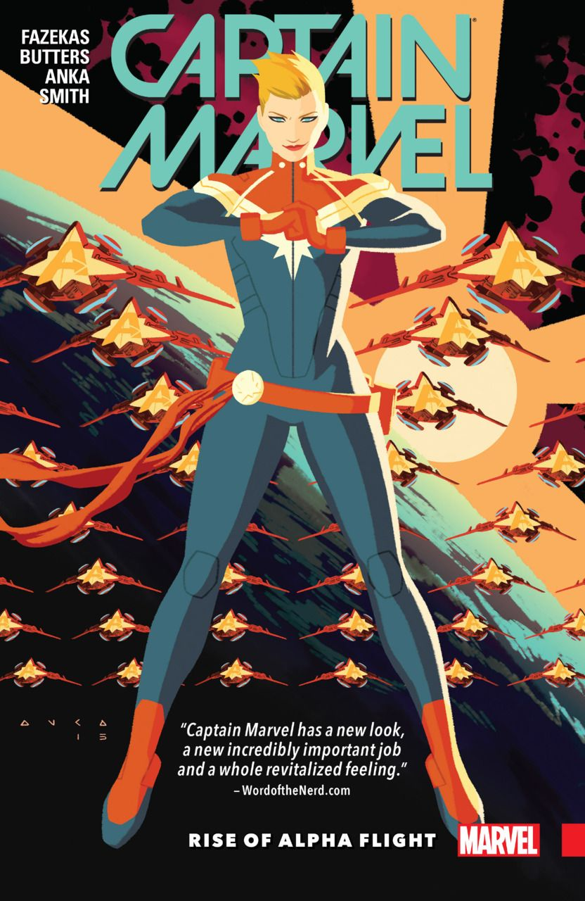 captain marvel tome 1