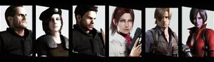 Cover Chronologie Resident Evil