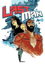 Couverture Lastman, tome 8
