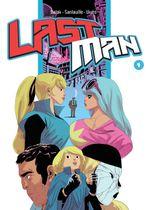 Couverture Lastman, tome 4