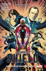 Couverture Under New Management - Agents of S.H.I.E.L.D. (2015), tome 2