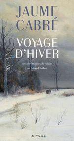 Couverture Voyage d'hiver