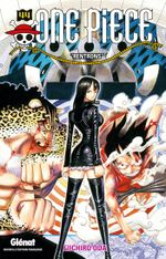 """Couverture """"Rentrons"""" - One Piece, tome 44"""