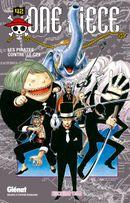 Couverture Les Pirates contre le CP9 - One Piece, tome 42