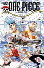 Couverture Tom - One Piece, tome 37