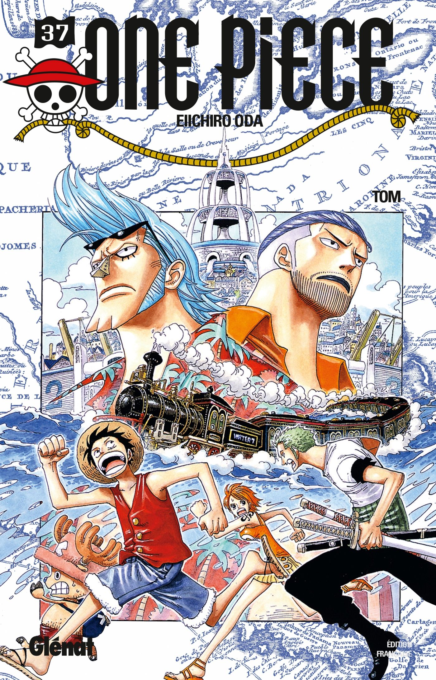 One Piece, Tome 37