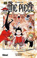 Couverture La Légende du héros - One Piece, tome 43